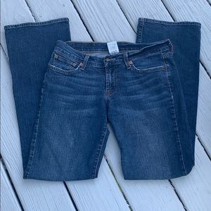 🍭LUCKY BRAND SZ27 WOMANS JEANS